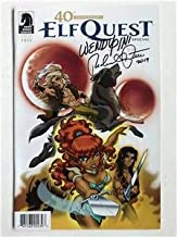 NYCC 2019 ELF QUEST SPECIAL Ashcan Signed by Wendy & Richard Pini with COA
