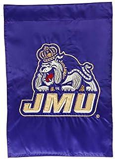 Team Sports America James Madison University Garden Flag - 13 x 18 Inches