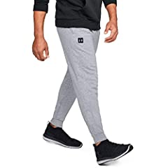Ultra soft, 230g cotton blend fleece Material wicks sweat & dries really fast Soft & stretchy ribbed waistband with external drawcord Open hand pockets Tapered leg fit with ribbed cuffs