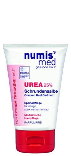 numis med UREA Schrundensalbe 25%, 50 ml - 1er Pack (1x50ml)