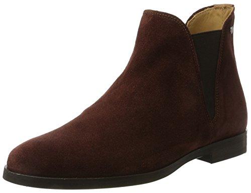 GANT Footwear Damen Nicole Chelsea Boots, Braun (Dark Brown), 39 EU