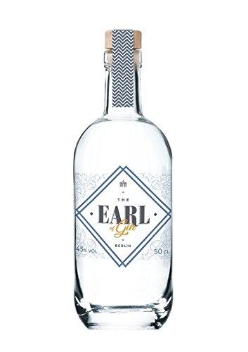The EARL Gin Berlin   Der Gin mit Earl Grey   45{119aed8da47aacb7a48f84507f5f86477bccf71bbed3a3fa7b4a28fc5760988a} vol 0,5l (Gin)
