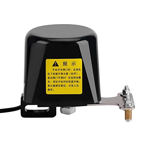 Válvula, válvula de cierre, válvula de cierre del manipulador eléctrico automático para...