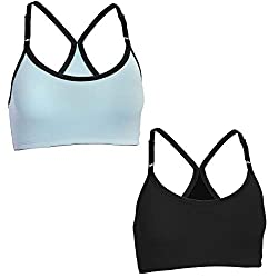 Fruit of the Loom Breathable Racerback Sport Bra