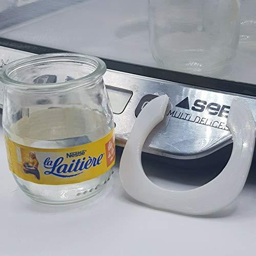 Adapter für Joghurtbereiter SEB Multi Délices (12 Stück)
