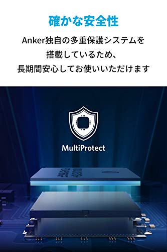 AnkerPowerCoreEssential20000PD(20000mAh大容量モバイルバッテリー)【USBPowerDelivery対応/PowerIQ2.0搭載/PSE技術基準適合】iPhone/iPad/Android各種対応