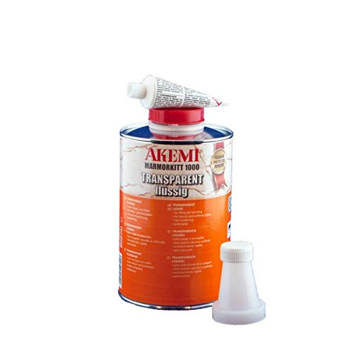 AKEMI Marmorkitt 1000 Transparent, 900 ml