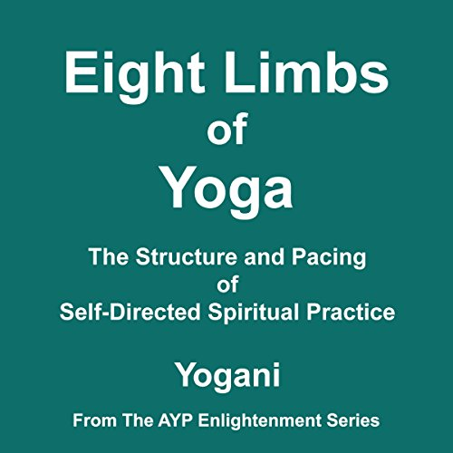 Eight Limbs of Yoga audiobook cover art