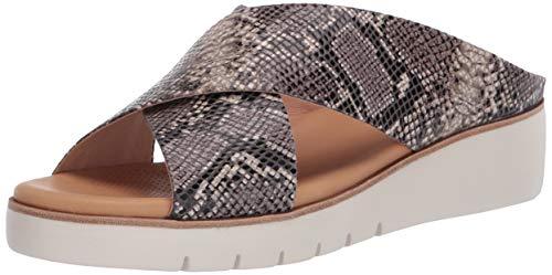 CC Corso Como Women's BILANKA Sandal, Natural, 9 M US