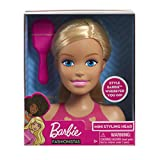 JP Barbie JPL63415 Flair JP Barbie Mini Blonde Styling Head, Multicolor