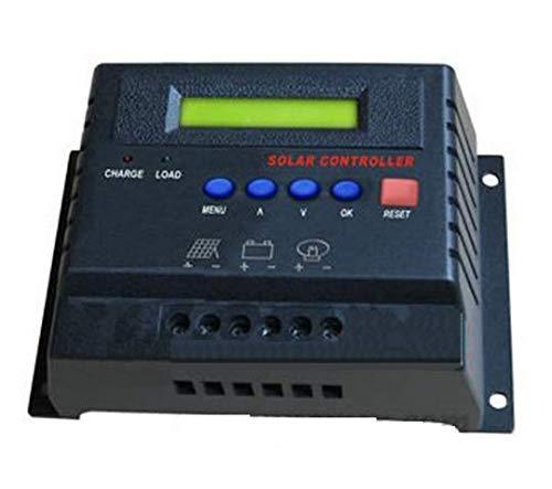 Gowe PWM 48V 60A Solar Laderegler mit LCD-Steuerung und Anzeige CE RoHS zertifiziert