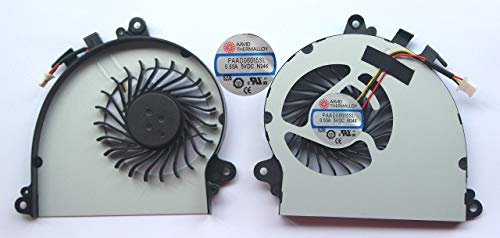 KENAN Laptop CPU Fan for MSI Gaming GS70 Stealth & GS70 2PC Stealth & GS70 2PE Stealth Pro, DC 5V 3 Pins