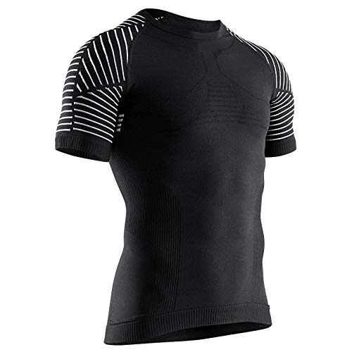 B/H Tops de Culturismo,Fitness Running Training Clothes, Stretch Compression Quick-Drying Clothes-C_XXL