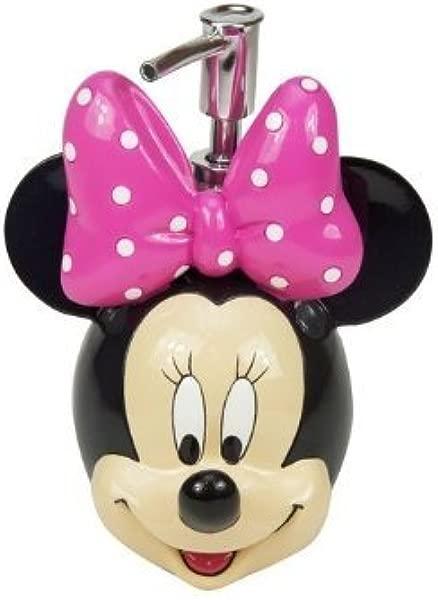 Disney Minnie Mouse Soap Lotion Dispenser