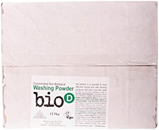 Bio D Concentrated Washing Powder 12.5 千克