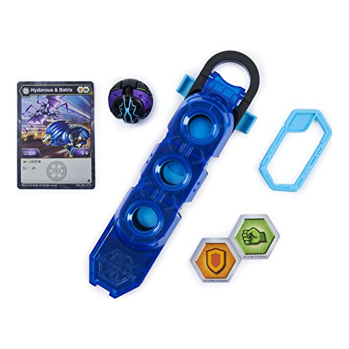 Bakugan, Baku-Clip Storage Accessory with Exclusive Fused Hydorous x Batrix, for Ages 6 and up