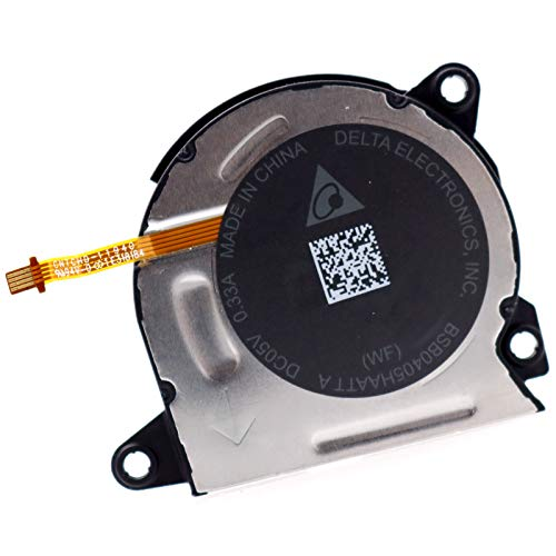 Deal4GO New Internal CPU Cooling Fan Replacement DC 5V 0.33A for Switch Console BSB0405HAATT (Genuine OEM)