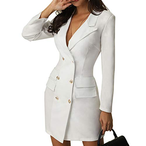 Vestido Blazer Marca Phnirva