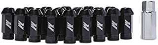 Mishimoto Black MMLG-15-LOCKBK Aluminum Locking Lug Nuts, M12 x 1.5