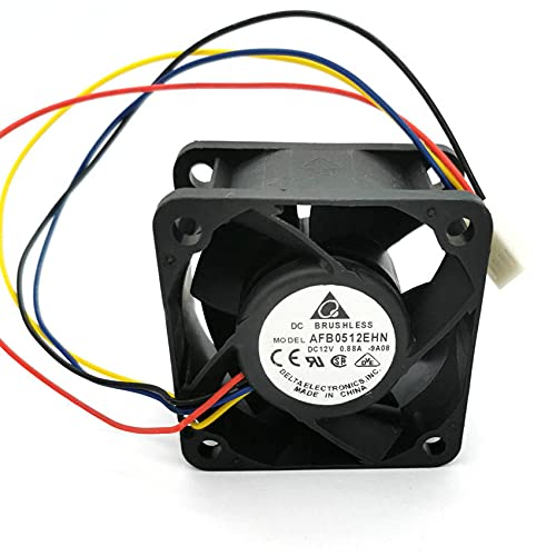 Delta 5CM Cooling fan AFB0512EHN 12V 0.88A 4Line with a terminal speed