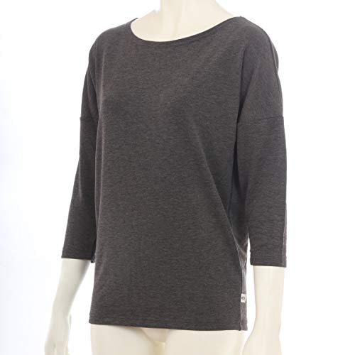 ATSUGI クリアビューティアクティブ クーポン対象商品 スウェットTシャツ 7分袖 47019NS クーポンコード:V6DZHN5