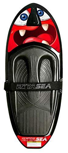 ExtaSea Monstaa XL Kneeboard Freestyle Knieboard knallrot