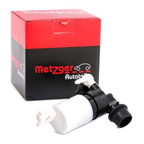 Preisvergleich Produktbild Metzger 2220032 Waschwasserpumpe,  Scheibenreinigung