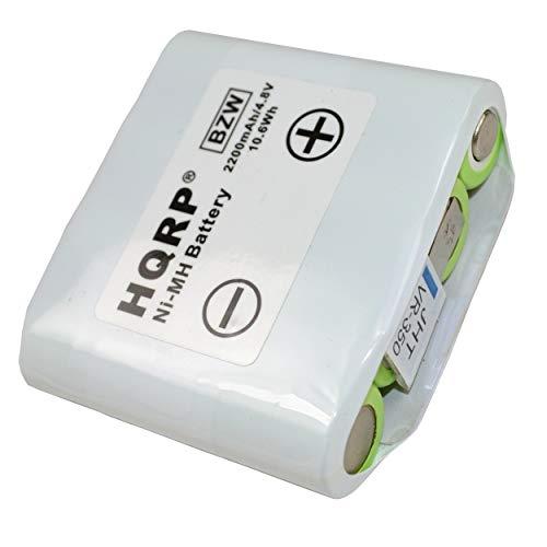 HQRP Batteria per X-Rite XRite SE15-26/530 / 528/520 / 518/508 / 504/500 serie di spettrodensitometri, 552 spettrodensitometri SE1526 + HQRP Sottobicchiere