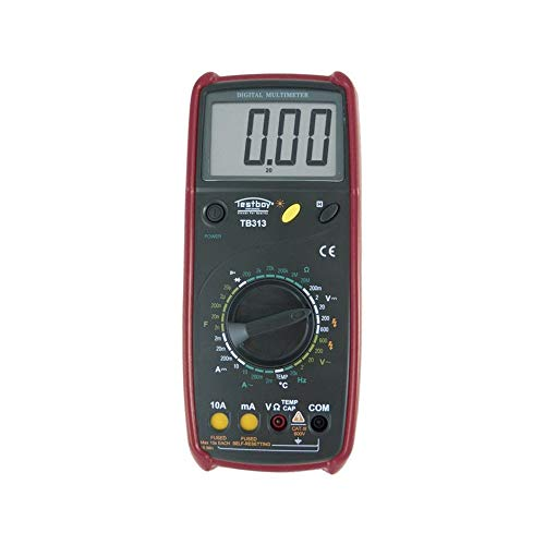 Review Of Testboy 313 Digital Multimeter
