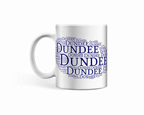 Dundee FC Ceramic Cloud Mug/Cup