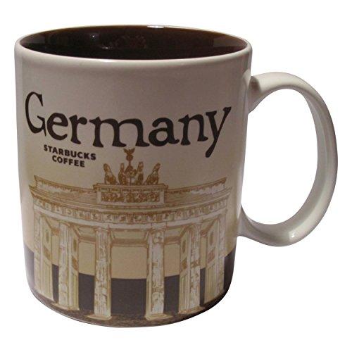 Starbucks City Mug Germany Brandenburger Tor Berlin