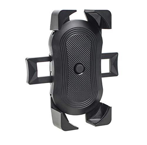 Tenedor del teléfono de la Bicicleta de la Motocicleta, Soporte del Clip del Soporte del Espejo retrovisor del Manillar de la Ayuda