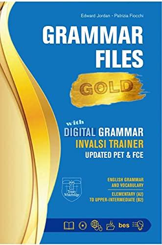 Grammar file gold. Grammatica lessico. Livello A2-B2. Per le Scuole superiori. Con e-book. Con espansione online. Con DVD-ROM