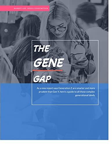THE GENE GAP (English Edition)