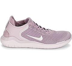 Nike Free Rn 2018, Zapatillas de Running para Mujer, Gris (Rose ...