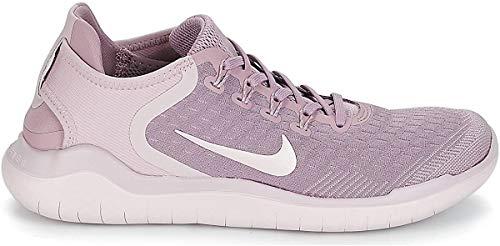 Nike Women's Free RN 2018 Running Shoe (9 B(M) US, Elemental Rose/Gunsmoke-Particle Rose)