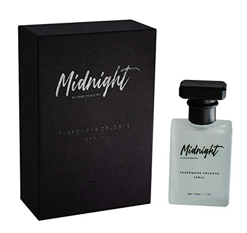 Midnight by RawChemistry - A Pheromone Attracting Cologne 1 oz.