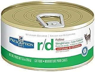 Hills Pet Nutrition S.L. PD Feline R/D TR 24Lata/156G 9454Fe Hills 5000 g