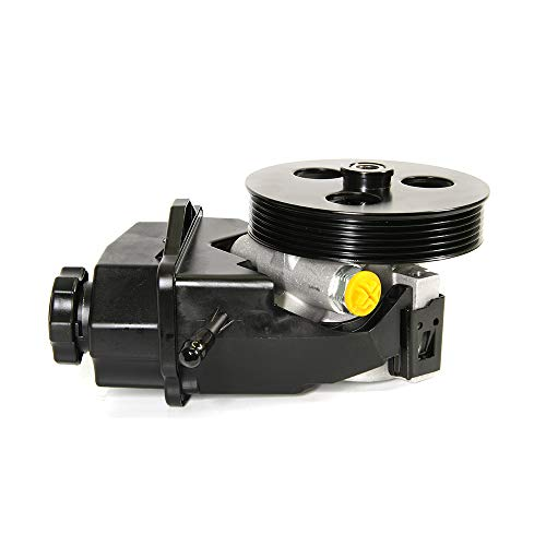 Power Steering Pump Fit For 2006-2011 Chevrolet Impala, 2006-2007 Chevrolet Monte Carlo Power Assist Pump Replace # 20-69989