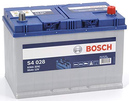 Bosch S4028 Batería de automóvil 95A/h-830A