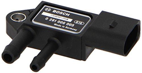 Metzger 0905395 Sensor, presión gas de escape