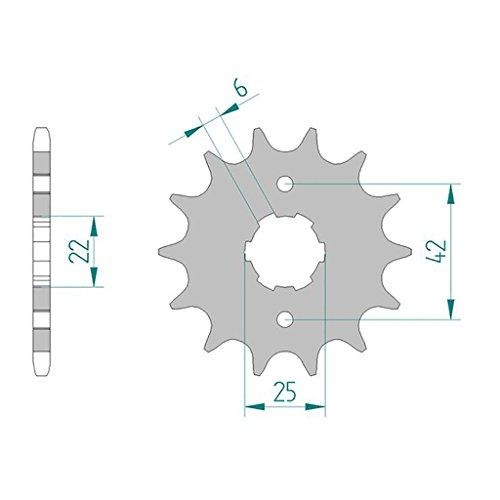 Ritzel 20302-15#520 für VXL Vector ST 250 2005-2011 300 2006-2011 Blade (Ritzel großverzahnt) 2008-2009 Target 325