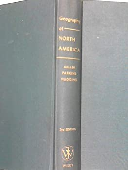 Hardcover Geography of North America [German] Book