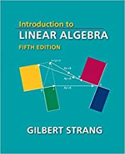 Introduction To Linear Algebra, 5Th Edn