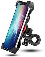 Grefay Bicicletta Supporto per Smartphone Universale Motociclo Manubrio Cellulare Titolare per Monopattino Elettrico con...