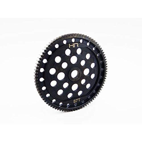 Hot Racing SECT887 Stock HD Steel 48P 87T Spur Gear - ECX 2WD