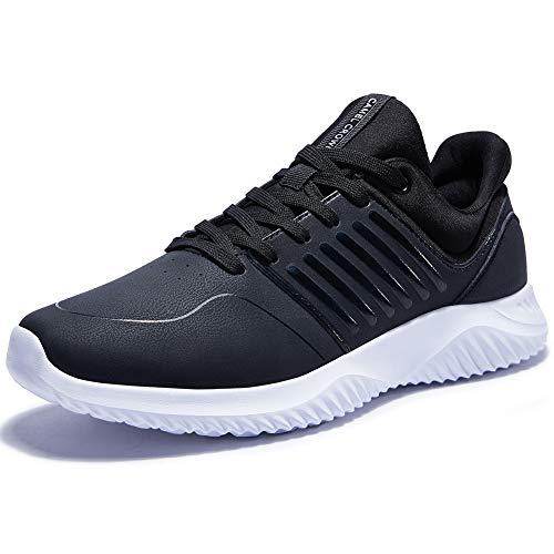 CAMELSPORTS Men's Running Shoes Lightweight Athletic Sneakers Shockproof Sport Walking Shoes for Tennis, Gym, Outdoor, Training, Casual