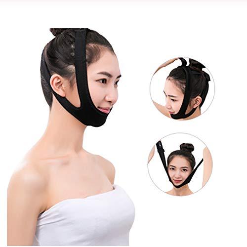 Lifting Outils Thin Visage Bandage Masque Ceinture Minceur Visage Mince Masseter Double Menton Ceinture Ceinture Femmes Anti-Cellulite
