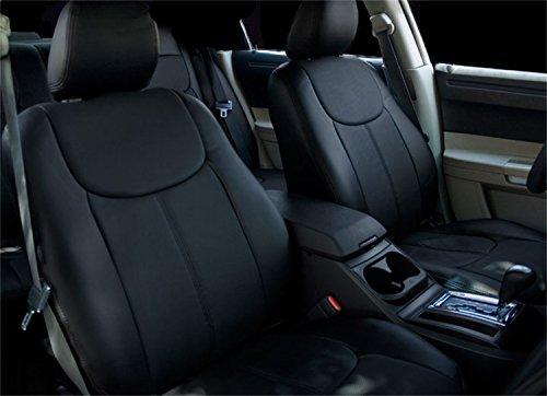 Steelcraft CHR7042BK Leather Seat Skinz