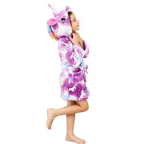 Juguete de Pijama de Albornoz de niña de 4-5 años, Juguete